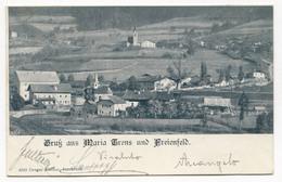 MARIA TRENS FREIENFELD - ITALY, Year 1899 - Bolzano (Bozen)