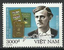 Vietnam 2016 Mi 3727 MNH ( ZS8 VTN3727dav56B ) - Ecrivains