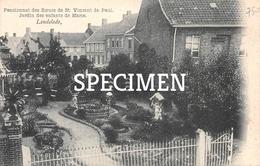 Pensionnat Des Soeurs De St Vincent De Paul Jardin Des Enfants De Marie Lendelede - Lendelede