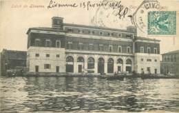 ITALIA -  SALUTI DA LIVORNO - CAPITENERIA DEL PORTO - Livorno