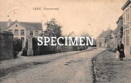 Noordstraat - Leke - Diksmuide