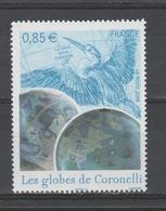 FRANCE / 2008 / Y&T N° 4144 ** : Globes De Coronelli - Gomme D'origine Intacte - France