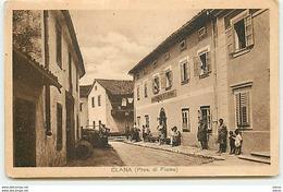 Croatie - CLANA  (Prov. Di Fiume) - Kroatien