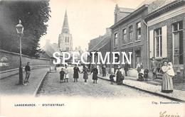 Statiestraat - Langemark - Langemark-Poelkapelle