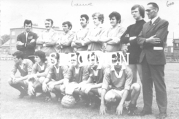 R.C. Lauwe Voetbal Fotokaart - Menen