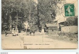 ARRACOURT - Une Visite à La Douane - France