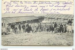 FERMANVILLE - Camp Pivert - 1er Régiment D'Infanterie Coloniale - Distribution De Permissions - France