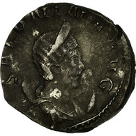 Monnaie, Salonine, Antoninien, 257-259, Colonia Agrippinensis, TTB, Billon - 5. The Military Crisis (235 AD Tot 284 AD)
