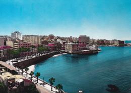 BEIRUT / BEYROUTH - LIBANO / LIBAN / LEBANON - BAY OF ST. GEORGE & AVENUE DES FRANCAIS - 1962 - Líbano