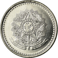 Monnaie, Brésil, 500 Cruzeiros, 1985, TTB+, Stainless Steel, KM:597 - Brésil