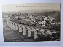 FRANCE - PAS DE CALAIS - SAINT-LEONARD - Le Grand Viaduc - Autres Communes