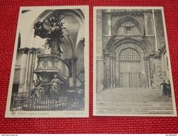 TOURNAI - Lot De 6 Cartes  : Cathédrale De Tournai - Tournai