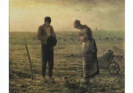 Jean François Millet L'Angélus (2 Scans) - Pintura & Cuadros