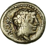 Monnaie, Porcia, Quinaire, 89 BC, Rome, TTB, Argent, Crawford:343/2b - 1. Republiek (280 BC Tot 27 BC)