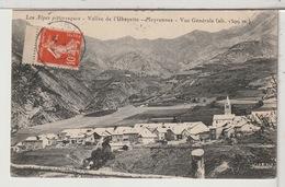 04 - MEYRONNES - Vue Générale - Vallée De L'Ubayette - Autres Communes