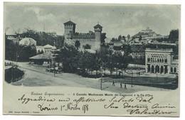 TORINO ITALY, Year 1898 - Italia