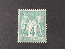 Sage N° 63 Neuf * Gomme D'Origine  TB - 1876-1878 Sage (Type I)