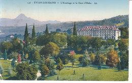 Évian Les Bains - L'Ermitage Et La Dent D'Oche - Evian-les-Bains