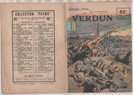 MILITARIA GUERRE 1914 1918 - VERDUN DE JEAN PETITHUGUENIN - COLLECTION PATRIE 1919 - A VOIR - 1914-18