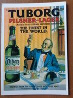 Bier, Bière, Beer / Denmark / Tuborg Breweries Ltd, Copenhagen, Advertisement From 1910 --> Unwritten - Danimarca