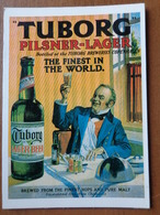 Bier, Bière, Beer / Denmark / Tuborg Breweries Ltd, Copenhagen, Advertisement From 1910 --> Unwritten - Danemark