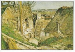 Paul Cézanne La Maison Du Pendu (2 Scans) - Pintura & Cuadros