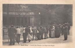 PIE.Montr.19-9606 : PARIS VECU. JARDIN DES PLANTES. LA CAGE DES SINGES. - France