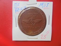 3eme REICH-1935-DRESDEN-LUFTFAHRT (A.9) - Allemagne