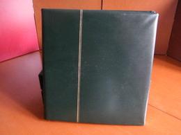 MONDOSORPRESA, LOTTO 2 RACCOGLITORI ALBUM SAFE 14 ANELLI NUOVI MOD. MOROCCO  CON CONTENITORE E 100 FOGLI ART. 791 - Albums & Binders
