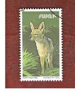 AFRICA SUD OVEST ( SWA -  SOUTH WEST AFRICA) -  SG 349 -  1980 ANIMALS: JACKAL   - USED ° - Africa Del Sud-Ovest (1923-1990)