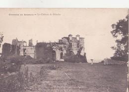 CPA - Env De BIARRITZ  - Le Château De Bidache - Biarritz