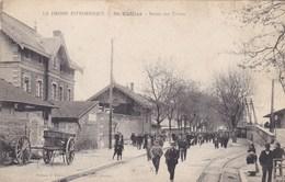 SAINT VALLIER Sortie Des Usines  (( Lot 357 )) - France