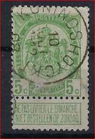 Nr. 83 Met ZELDZAME Stempel KONINGSHOYCKT ; Staat Zie Scan ! Inzet 5 € ( COBA = 30 € ) ! - 1893-1907 Wapenschild