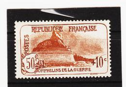 POST345 FRANKREICH 1926/27 Michl 212 (*) FALZ SIEHE ABBILDUNG - Frankreich