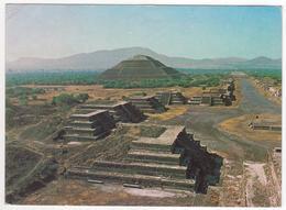°°° 13757 - MEXICO - VISTA PANORAMICA DE LA CIUDAD - 1979 °°° - Messico