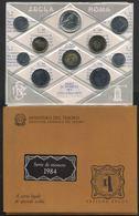 1984 Italia, FDC Serie Divisionale Zecca - 1946-… : Repubblica