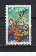 FRANCE - Y&T N° 3794** - MNH - Jules Verne - Vingt Mille Lieues Sous Les Mers - France