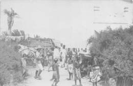"09500 ""AFRICA COLONIALE - MILITARI, BAMBINI - JAMAMEE GIUBA - 1932""  CART NON SPED - Etiopia"