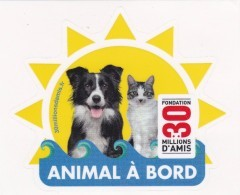 Sticker Chat Chien Dog Cat Autocollant - Non Classificati