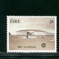 IRLANDA EIRE - MNH NUOVI PERFETTI - 1996   UNESCO - MONUMENTI DELLA BOYNE VALLEY - Neufs