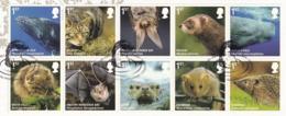 A- Great Britain 2010 - Mammals Of The UK              (Read Description) - Gebruikt