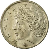 Monnaie, Brésil, 50 Centavos, 1970, TB+, Copper-nickel, KM:580a - Brésil