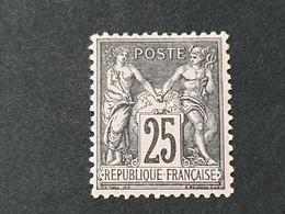Sage N° 97 Neuf ** Gomme D'Origine  TTB - 1876-1898 Sage (Tipo II)