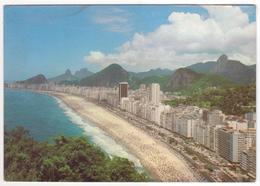 °°° 13760 - BRASIL - RIO DE JANEIRO- VISTA PANORAMICA - 1980 °°° - Rio De Janeiro