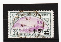 POST353 FRANKREICH 1922 Michl 148 Gestempelt SIEHE ABBILDUNG - Frankreich