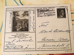 Luxembourg Carte Klerf - Covers & Documents