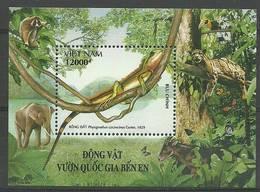 Vietnam 2006 Mi Bl 149 MNH ( ZS8 VTNbl149 ) - Félins