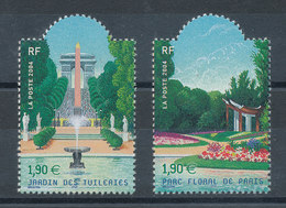 3673 Et 3674** Jardins De France (Paris) - France