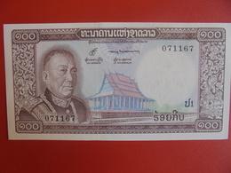 LAO 100 KIP 1974 PEU CIRCULER/NEUF (B.6) - Laos
