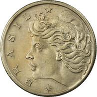Monnaie, Brésil, 20 Centavos, 1970, TB+, Copper-nickel, KM:579.2 - Brésil
